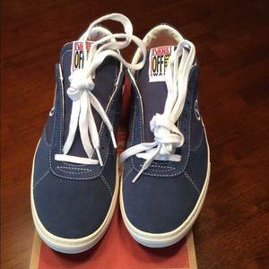 Vans Skate Shoes Mens 10.5 Paradoxxx Dark Denim